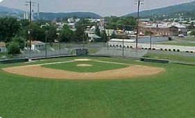 Casey Field, where the Covington Astros played their games between 1968 and 1976