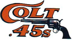 Houston Colt .45's logo