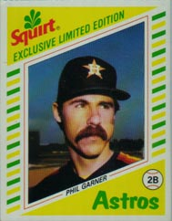 'Phil joined the Astros September 1, 1981, and helped the club to 2 straight victories over the Mets'